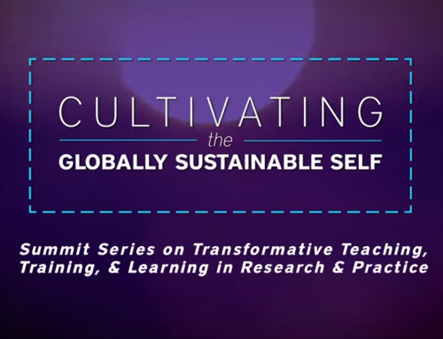 Cultivating the Globally Sustainable Self Summit at James Madison University