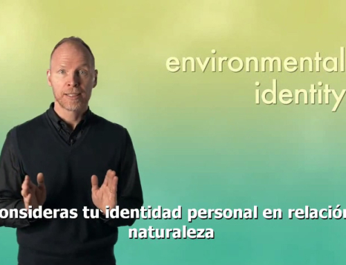 "My ""Psychology and Nature"" Videos Were Translated into Spanish"