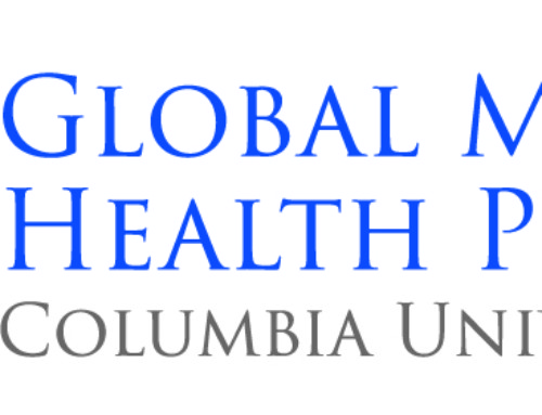 Thomas Doherty delivers November talks   Columbia University Global Mental Health Program
