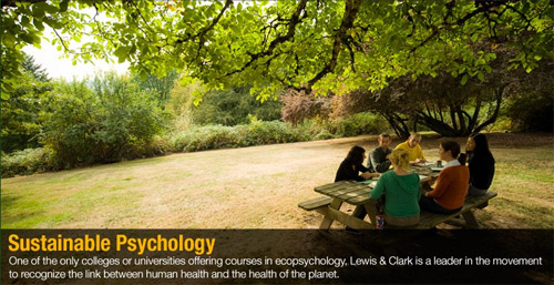 Sustainable Psychology