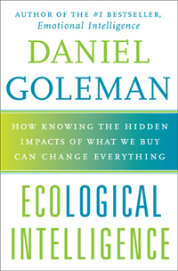 Ecological Intelligence book cover