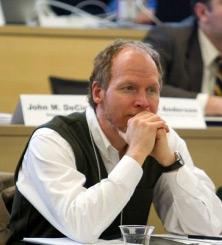 Thomas Doherty at U of M Climate Workshop
