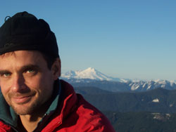 Darrin Gunkel at Mt. Pilchuck