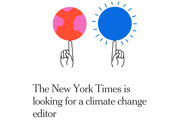 Questioning the NY Times Climate Change Coverage Decision