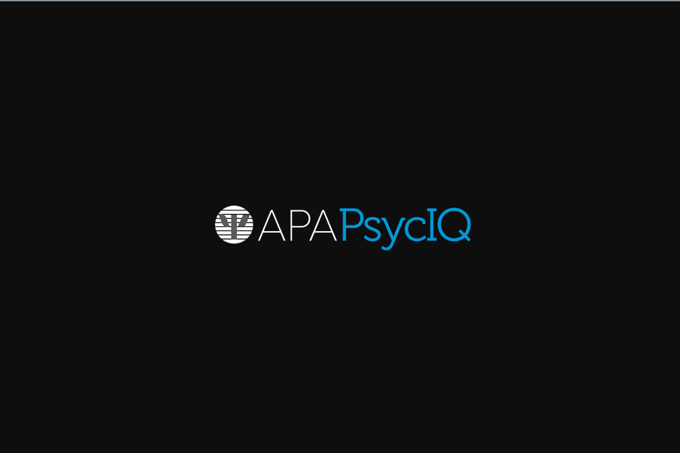 Thomas Doherty interview at APA PsycIQ