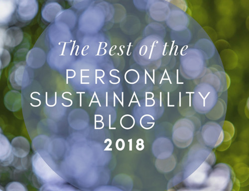 The Best of the Personal Sustainability Blog 2018