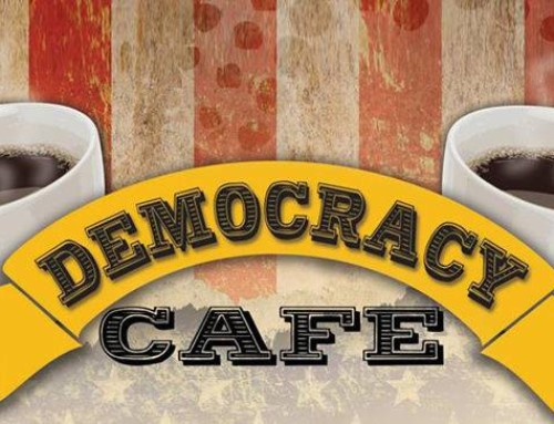 Thomas Doherty on The Openist | Podcast of Democracy Café / Socrates Café